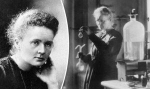 Marie Curie Científica y premio Nobel